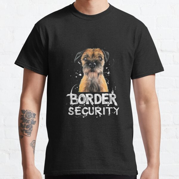 BORDER SECURITY Classic T-Shirt