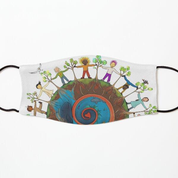 Tomorrow's Earth Kids Mask