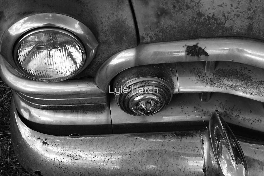 1950 Cadillac by Lyle Hatch
