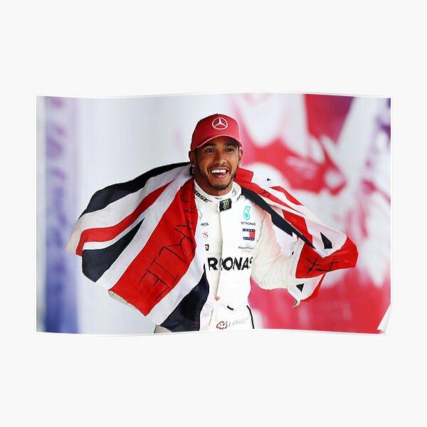 Lewis Hamilton # 003 Poster