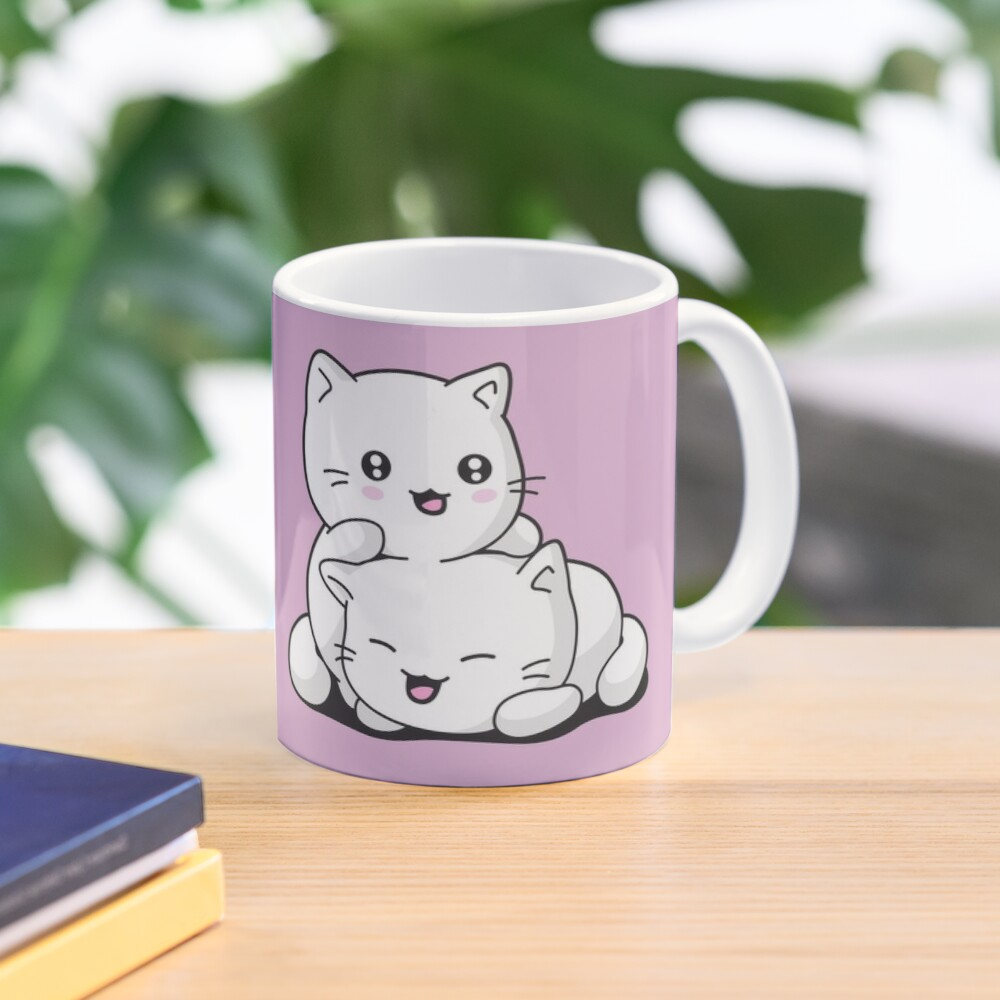 Mug «Chaton kawaii»
