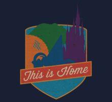 Disney is Home | Unisex T-Shirt