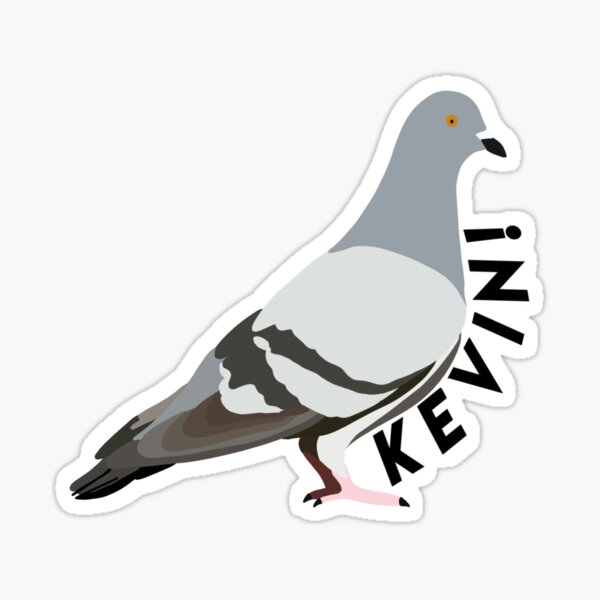 KEVIN! // ONE DIRECTION // LOUIS TOMLINSON Sticker