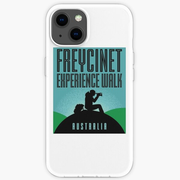 Freycinet Experience Walk - Australia iPhone Soft Case