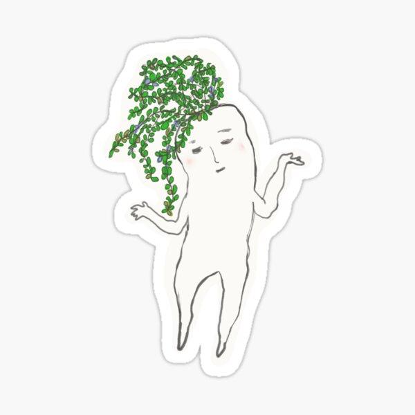 Daikon Radish Sticker