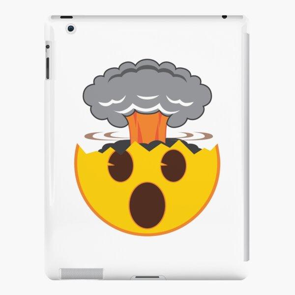 Mind Blown Emoji iPad Snap Case