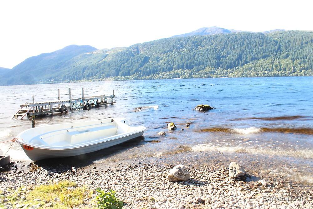 Loch Ness by Barnaby Craft