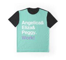 Work! Graphic T-Shirt