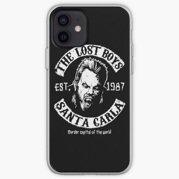 Le club de moto Lost Boys Coque souple iPhone