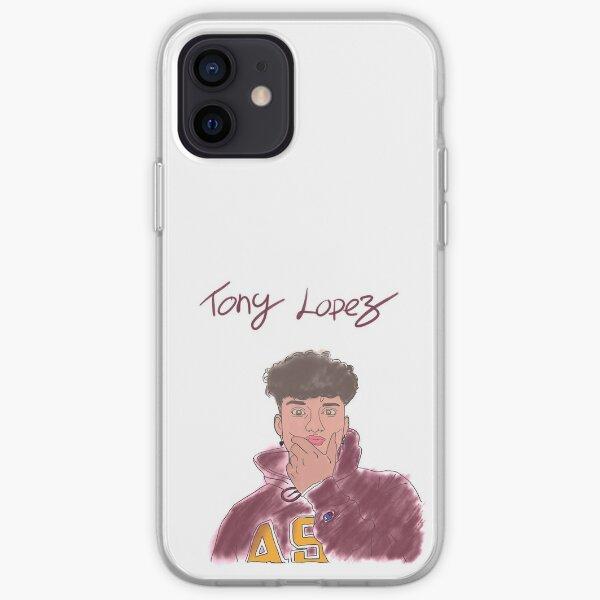 Tony Lopez Funda blanda para iPhone