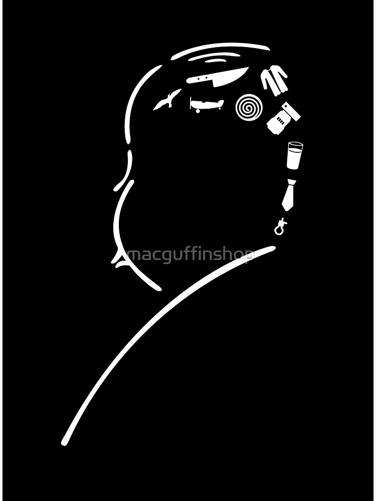 Film director silhouette by macguffinshop