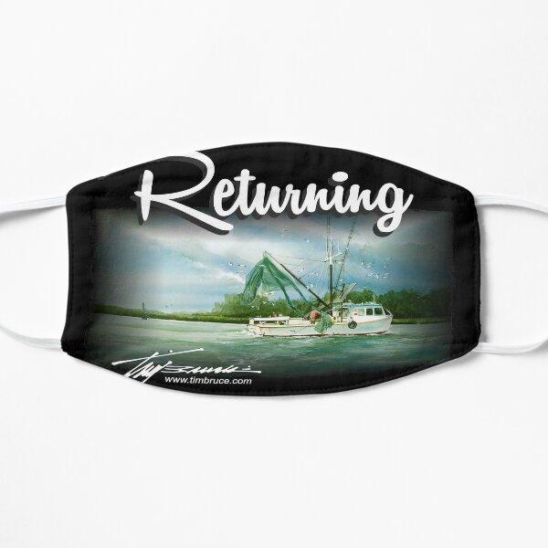 Returning by Tim Bruce Flat Mask