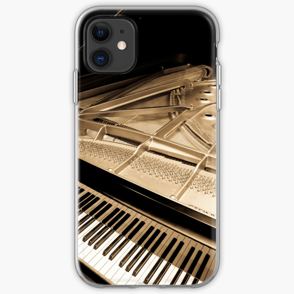 Grand Concert Piano iPhone Case & Cover