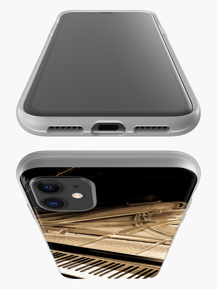Alternate view of Grand Concert Piano iPhone Case & Cover