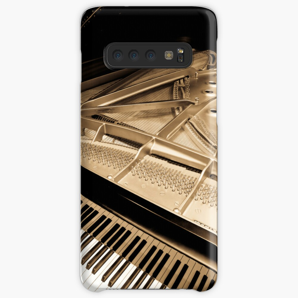 Grand Concert Piano Case & Skin for Samsung Galaxy