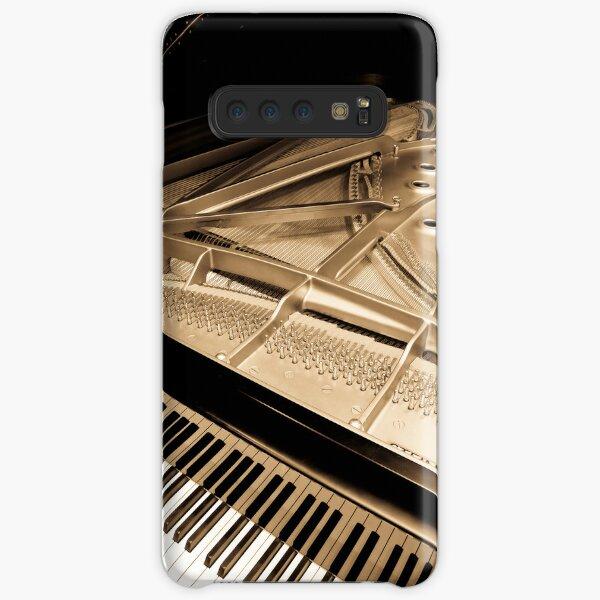 Grand Concert Piano Samsung Galaxy Snap Case