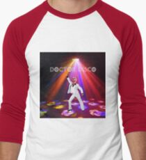 Doctor Disco Men's Baseball ¾ T-Shirt