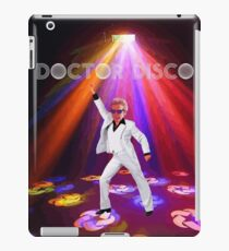 Doctor Disco iPad Case/Skin