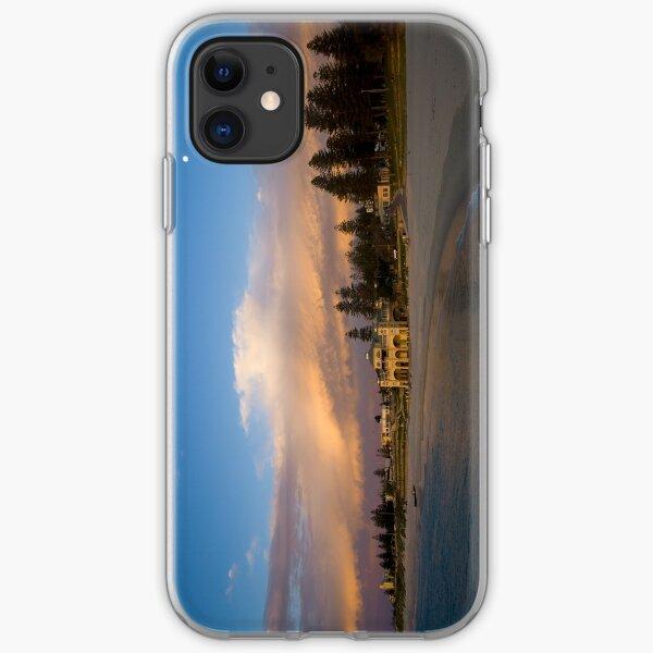 Fiery Sky iPhone Soft Case