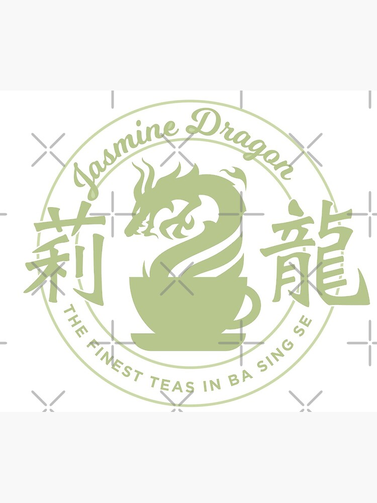 Jasmine Dragon Tea Shop Ba Sing Se by spacesmuggler