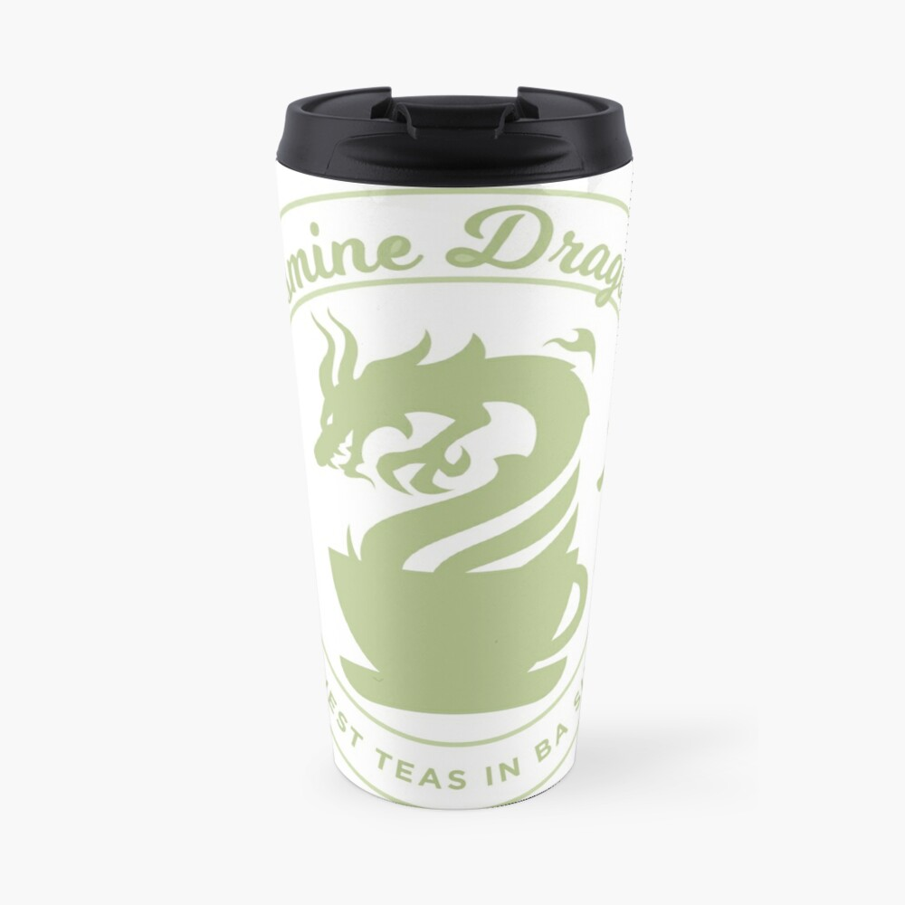 Jasmine Dragon Tea Shop Ba Sing Se Travel Mug