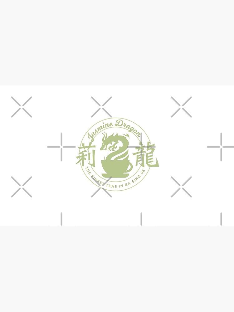 Jasmine Dragon Tea Shop Ba Sing Se by spacesmuggler