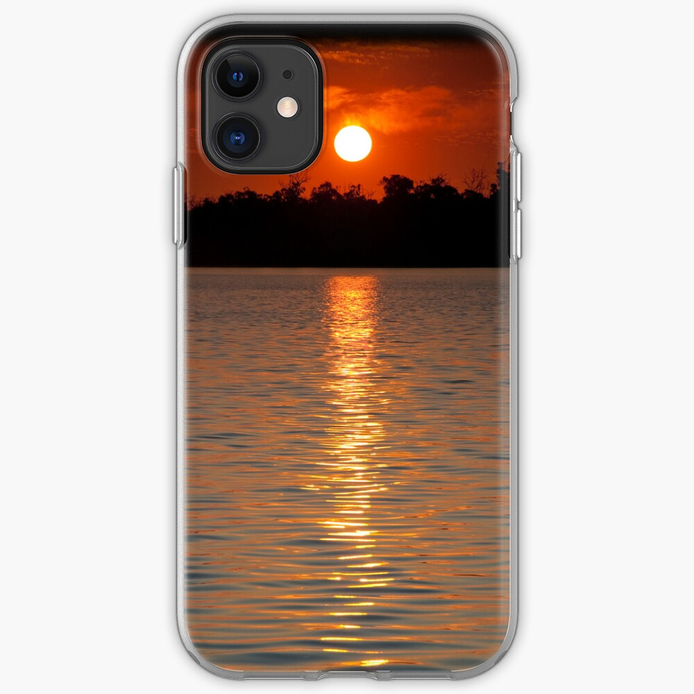 Golden Reflection iPhone Case & Cover