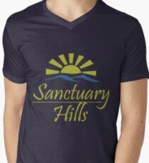 Sanctuary hills Men's V-Neck T-Shirt