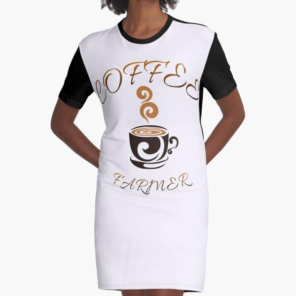 CAMISETA CAFETERO Vestido camiseta