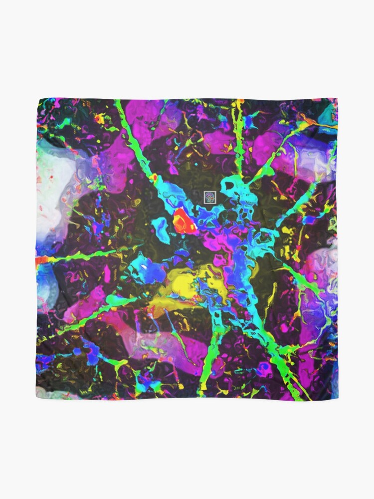"Alternate view of ""Alzheimers Neuron""© Scarf"
