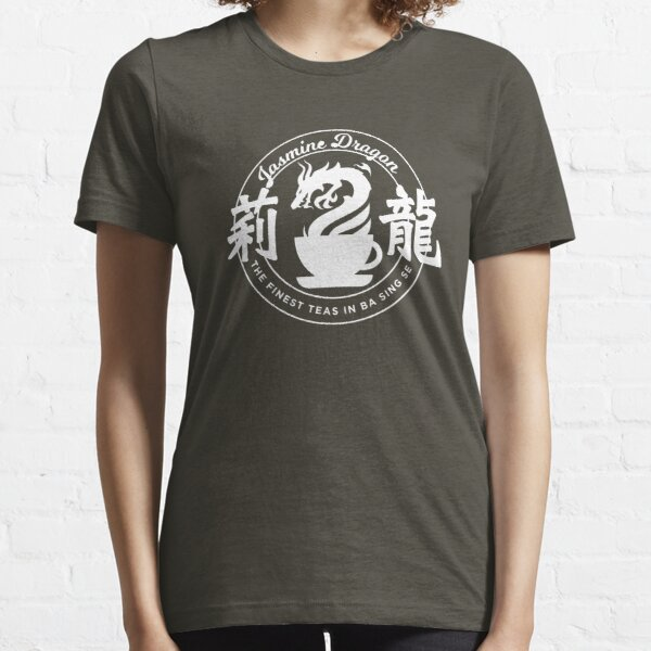 Jasmine Dragon Ba Sing Se (White) Essential T-Shirt