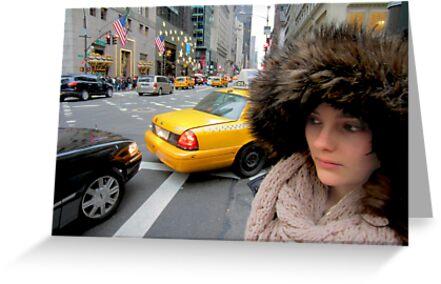 Dove la mia macchina? NY by Esmé Lammers