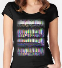 """""""Visualization Series""""© Women's Fitted Scoop T-Shirt"""