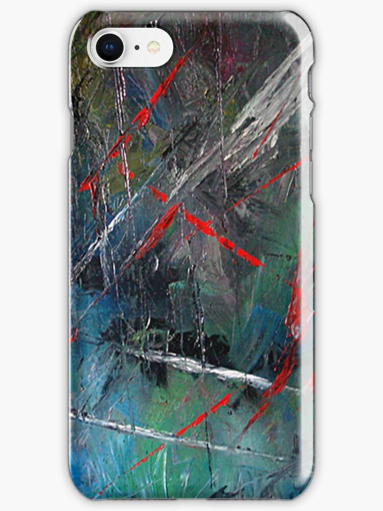 Blood and Rain by Bill Chodubski
