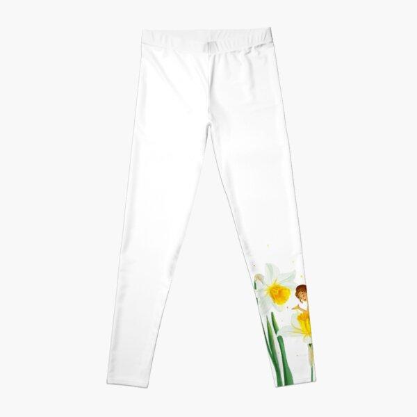 Daffodil Girl Leggings