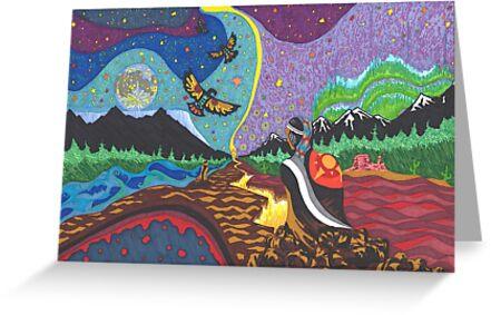 The Native West by Elijah Chinburg