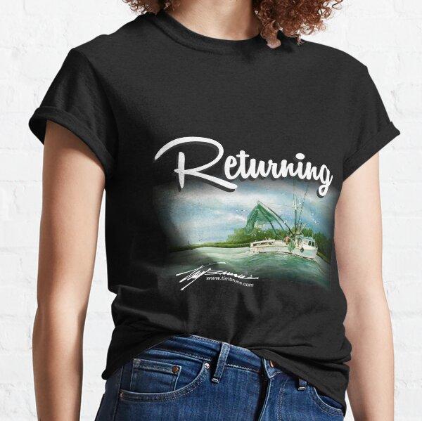 Returning by Tim Bruce Classic T-Shirt