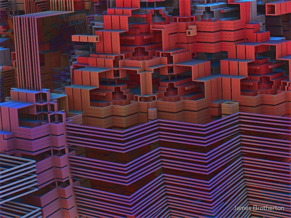 Storage Complex by James Brotherton