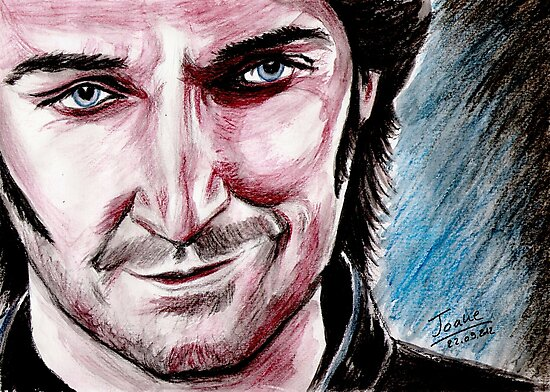 Richard Armitage, the good side of Guy by jos2507