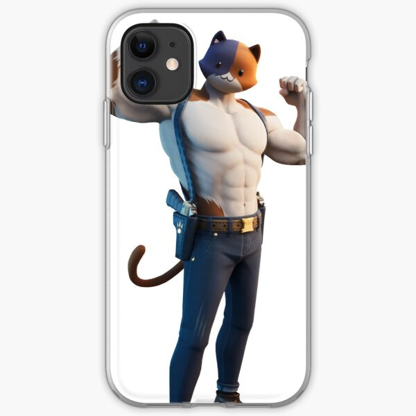 Meowed iPhone Soft Case