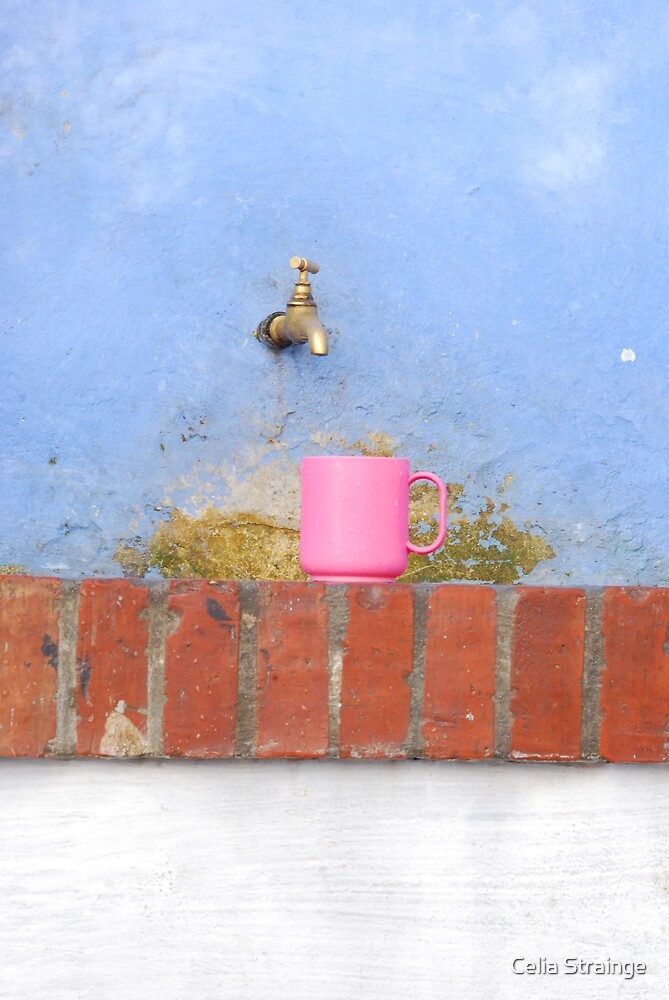 Fancy a drink? by Celia Strainge
