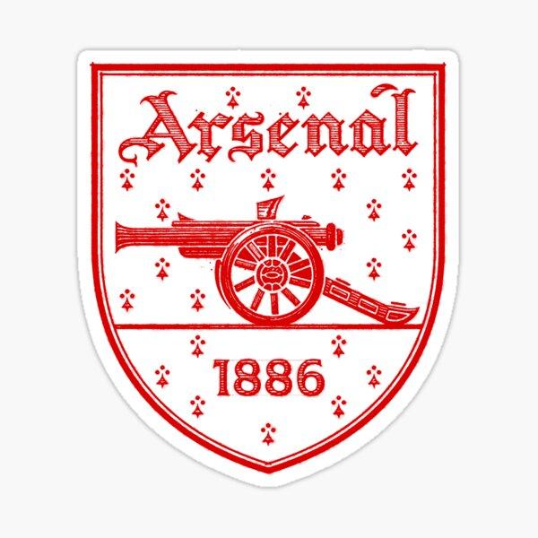 Reimagined Football Badge Sticker