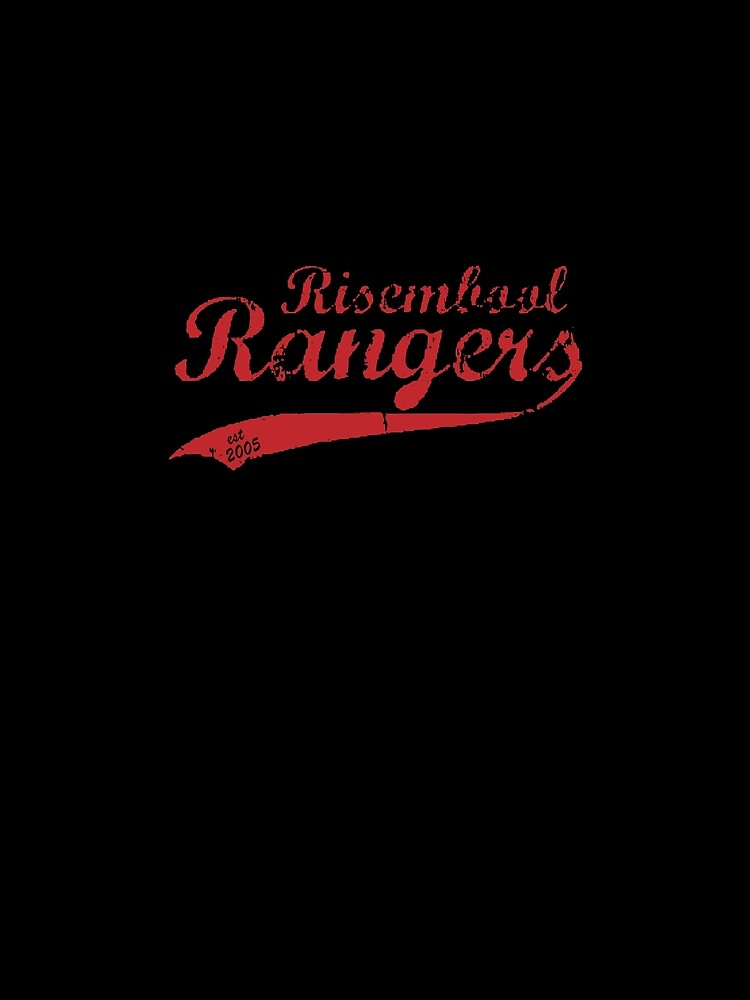 Risembool Ranger Softball Design by squallykins