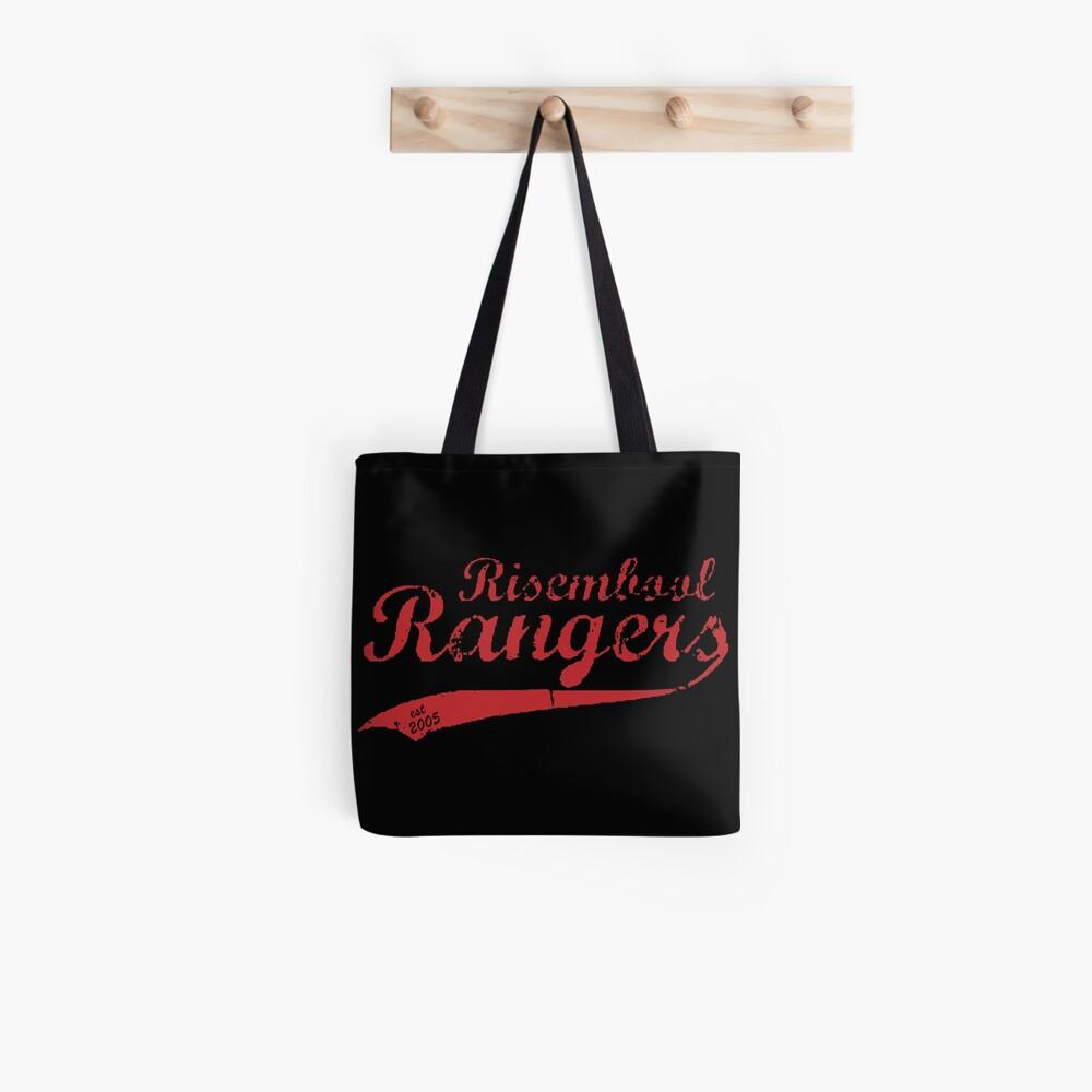 Risembool Ranger Softball Design Tote Bag