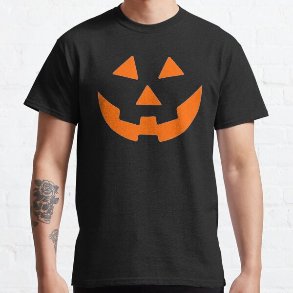 Jack O Lantern Pumpkin Gifts for Halloween & Thanksgiving - Funny Jack O'Lantern Costume Gift Ideas for Birthday or Halloween Decorations Classic T-Shirt