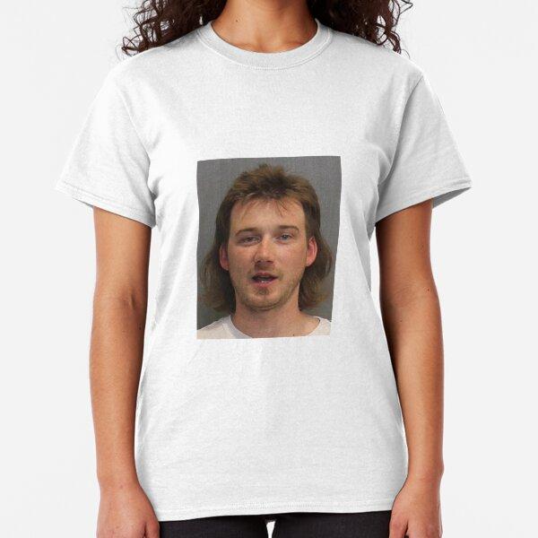 Morgan Wallen Mugshot Classic T-Shirt