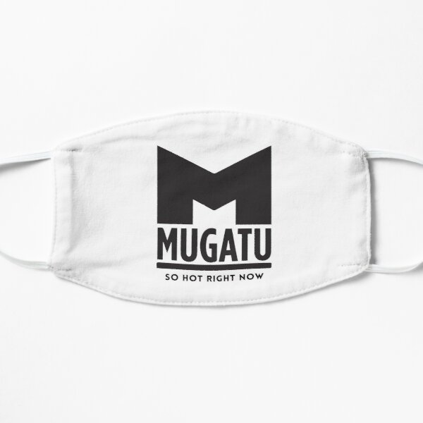 Mugatu - So Hot Right Now Flat Mask