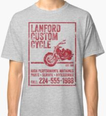 Lanford Custom Cycle Classic T-Shirt