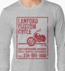 Lanford Custom Cycle Long Sleeve T-Shirt