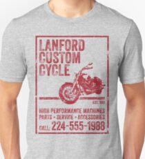 Lanford Custom Cycle Slim Fit T-Shirt